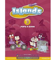 Islands 3 Pupil's Book with pincode