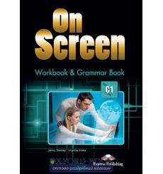 On screen C1 Workbook & Grammar Book
