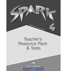Spark 4 Teacher's Resource Pack & Tests