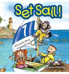 Set Sail 1 Class CD (Set 2)