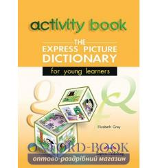 Тетрадь Picture Dictionary for Young Learners activity book 9781842166109 купить Киев Украина