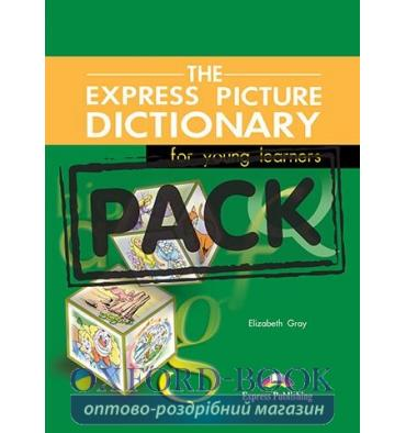 Picture Dictionary for Young Learners Activity Book Audio CD