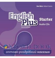 English Plus 2nd Edition Starter Class CDs ISBN 9780194201889