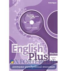 Книга для учителя English Plus 2nd Edition Starter Teachers Book ISBN 9780194202374