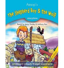 The Shepherd Boy and The Wolf Teacher's Book