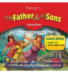 The Father and His Sons DVD 9781848626058 купить Киев Украина