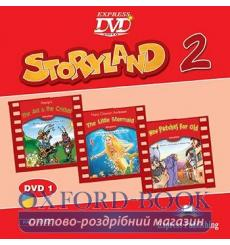 Книга Storyland 2 (Ant and The Cricket, Little Mermaid, New Patches For Old) 9781848628052 купить Киев Украина