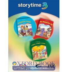 Книга Storytime 3 (Sheperd Boy and Wolf, New Patches For Old) 9781846790836 купить Киев Украина