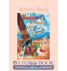 Робочий зошит Blackbeards Treasure Activity Book ISBN 9781842169018