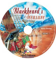 Blackbeard's Treasure Audio CD