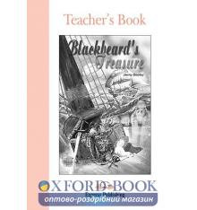 Книжка для вчителя Blackbeards Treasure Teachers Book ISBN 9781843253631