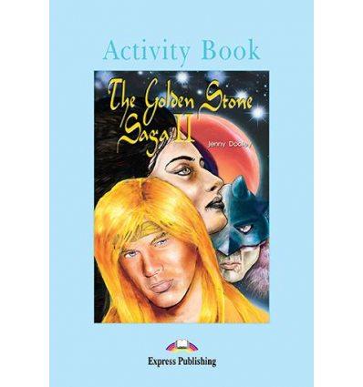 Робочий зошит Golden Stone Saga 2 Activity Book ISBN 9781843255536