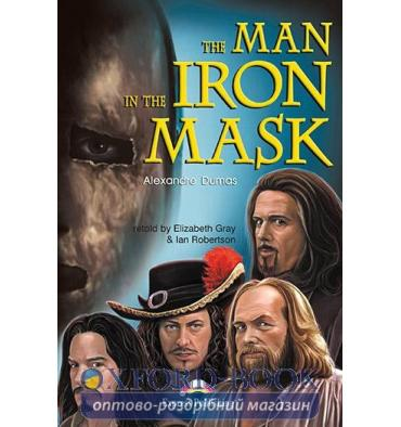 Книжка The Man in The Iron Mask ISBN 9781843256670