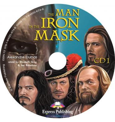 The Man in The Iron Mask CDs