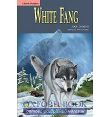 Книжка White Fang Classic Reader ISBN 9781844668427