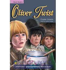 Книжка Oliver Twist Classic Reader ISBN 9781844661497