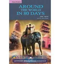 Книга Around The World in 80 Days Classic Reader ISBN 9781845585723 купить Киев Украина