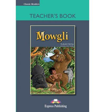 Книжка для вчителя Mowgli Teachers Book ISBN 9781846793912