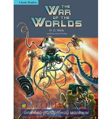 Книжка War of the Worlds ISBN 9781471553974