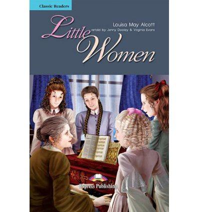 Книжка Little Women ISBN 9781848627093