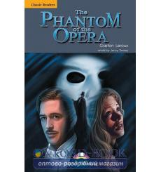 Книга The Phantom of the Opera Classic Reader 9781844669585 купить Киев Украина