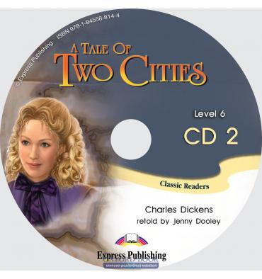 A Tale of Two Cities Audio CDs