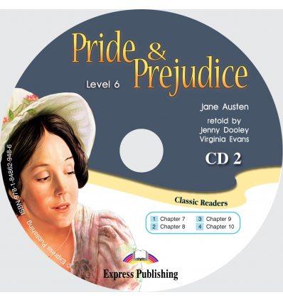 Pride & Prejudice CDs
