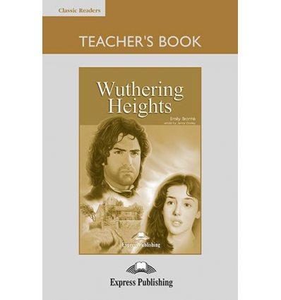 Книжка для вчителя Wuthering Heights Teachers Book ISBN 9781846798320