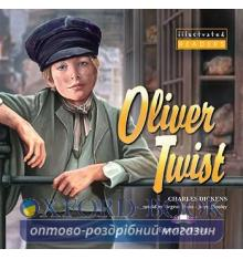 Oliver Twist Illustrated CD