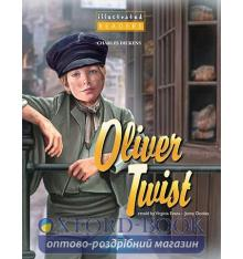 Книжка Oliver Twist Illustrated Reader ISBN 9781844662142