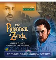 The Prisoner of Zeda Illustrated CD