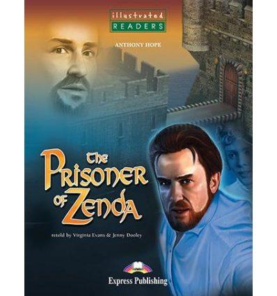 Книжка The Prisoner of Zeda Illustrated Reader ISBN 9781844662777