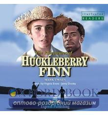 The Adventures of Huckleberry Finn Illustrated CD