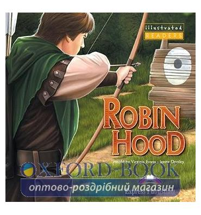 Robin Hood Illustrated CD