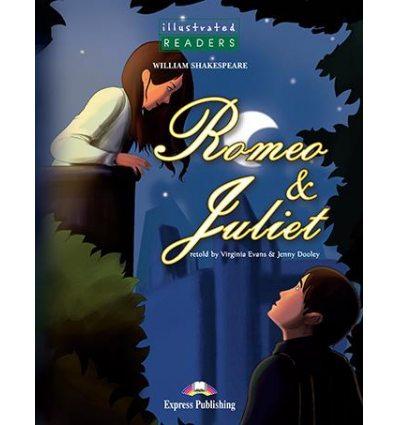 Книжка Romeo and Juliet Illustrated Reader ISBN 9781844669356