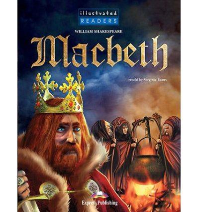 Книжка Macbeth Illustrated Reader ISBN 9781845582036