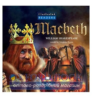 Macbeth Illustrated Reader CD