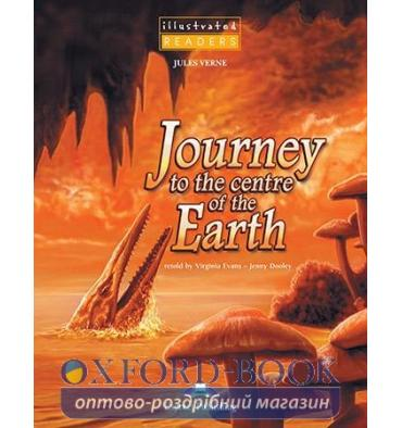 Книжка Journey to the Centre of the Earth Illustrated ISBN 9781845586096
