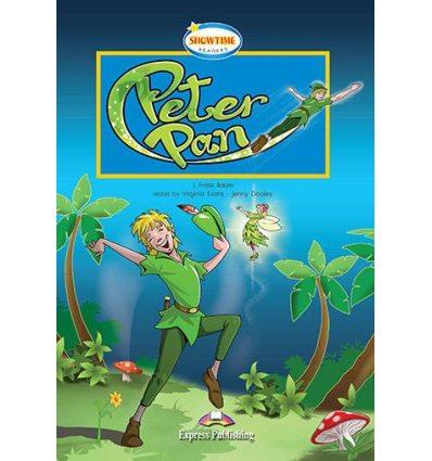 Книжка Peter Pan ISBN 9781846793813