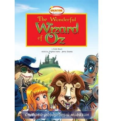 Книжка Wonderful Wizard of Oz ISBN 9781846793455