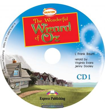 Wonderful Wizard of Oz CDs