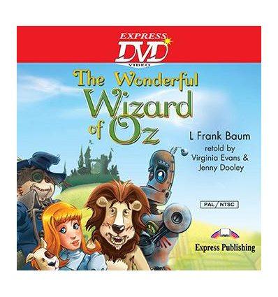 Wonderful Wizard of Oz DVD
