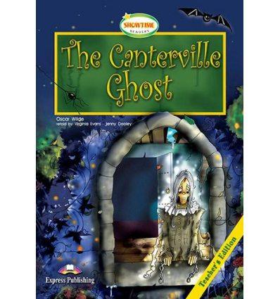 Книжка для вчителя Canterville Ghost Teachers Book ISBN 9781846793554