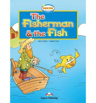Книжка Fisherman and The Fish ISBN 9781848629349