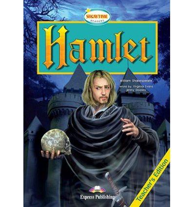 Книжка для вчителя Hamlet Teachers Book ISBN 9781846793790