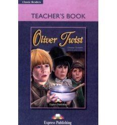 Книжка для вчителя Oliver Twist Teachers Book ISBN 9781844660858