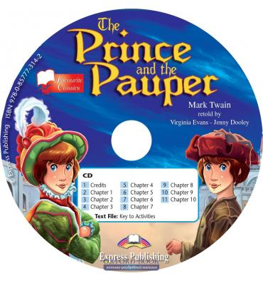 The Prince and the Pauper CD