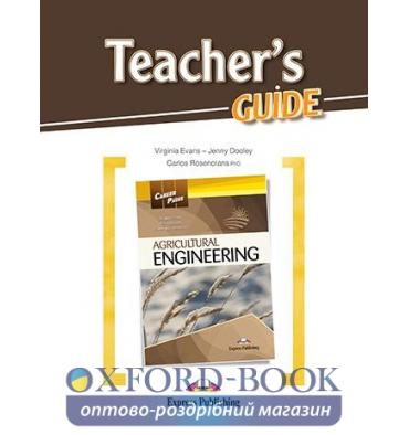 Книжка Career Paths Agricultural Engineering Teachers Guide ISBN 9781471535246