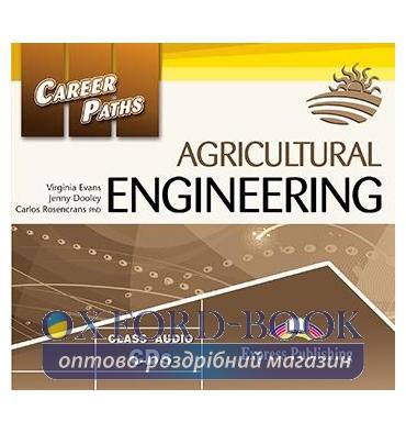 Career Paths Agricultural Engineering Class CDs