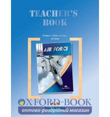 Книжка для вчителя Career Paths Air Force Teachers Book ISBN 9780857778833